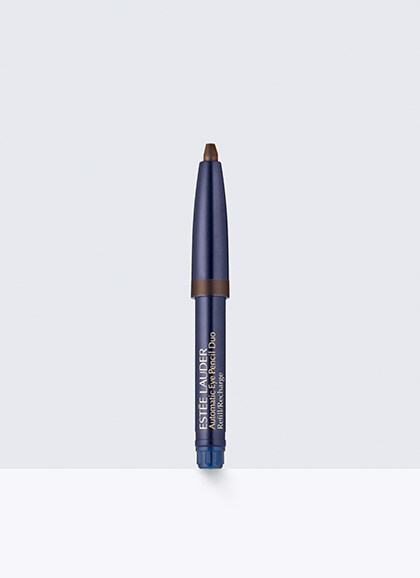 Est�e Lauder - Automatic Eye Pencil Duo Refill -  - Walnut Brown