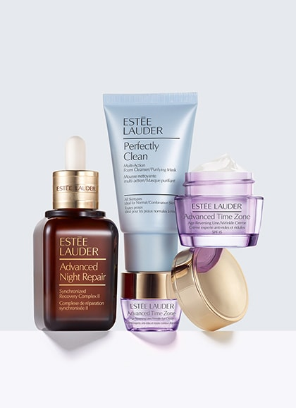 Est�e Lauder - Anti-Wrinkle Repair Set - Includes a Full-Size Advanced Night Repair II